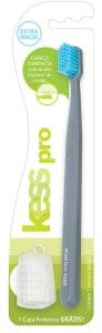 Escova Dental Pro Extra Macia, Kess, Multicor
