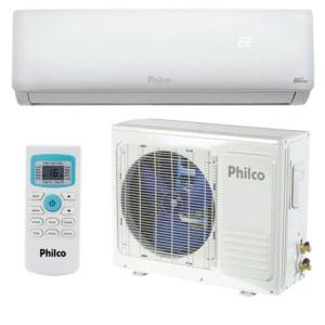 Ar Condicionado Split Inverter 18000 BTUs Philco Quente/Frio 220V PAC18000IQFM9