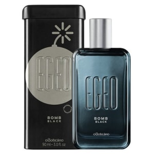 Egeo Desodorante Colônia Bomb Black 90ml
