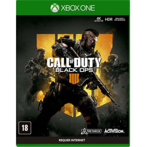 Game Call Of Duty: Black Ops 4 - XBOX ONE