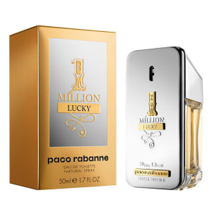 Perfume Paco Rabanne One Million Lucky 50ml