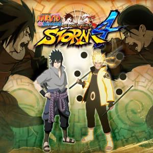 Jogo Naruto Shippuden: Ultimate Ninja Storm 4 Deluxe Edition - PS4