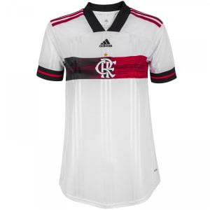 Camisa do Flamengo II adidas 20 - Feminina
