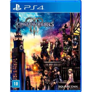 Oferta ➤ Game Kingdom Hearts III + Brinde Steelbook – PS4   . Veja essa promoção