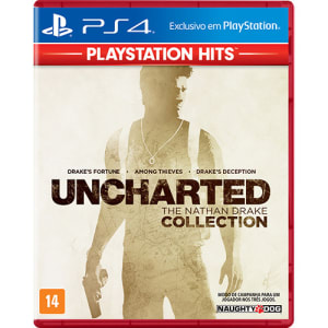 [APP] Jogo Uncharted The Nathan Drake Collection - PS4