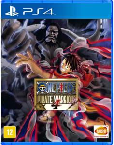 Jogo Onepiece: Pirate Warriors 4 - PlayStation 4