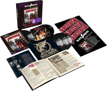 """Sabotage (Super Deluxe Edition)(4LP+7"""") [Disco de Vinil]"""