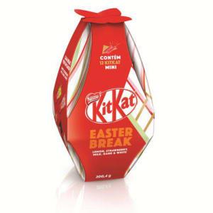 Ovo de Páscoa Kitkat Sabores 200,4g - Nestlé