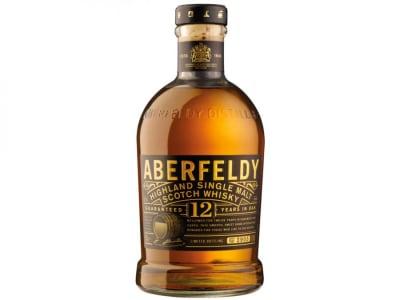 Whisky Aberfeldy Single Malt Escocês 12 anos - 750ml