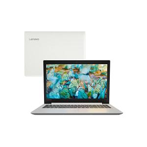 "Notebook Lenovo Intel Core i5-8250U 4GB 1TB 15.6"" Windows 10 IdeaPad 330 81FE000EBR Branco"
