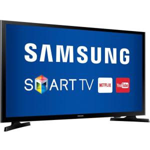 Oferta ➤ Smart TV Samsung 49´ LED Full HD com Wi-Fi, USB, HDMI – UN49J5200   . Veja essa promoção