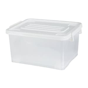 Caixa Organizadora 15 Litros com Tampa Carrefour Home HO171630