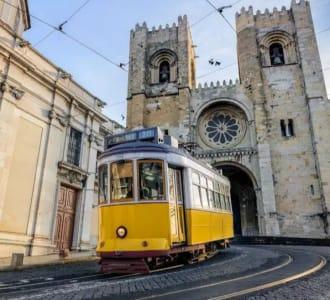 Pacote Lisboa - Segundo Semestre 2021 Aéreo + Hospedagem (2º Lote)