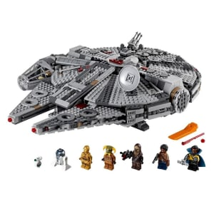 Confira ➤ Brinquedo Star Wars: Millennium Falcon 1353 Peças 75257 – Lego ❤️ Preço em Promoção ou Cupom Promocional de Desconto da Oferta Pode Expirar No Site Oficial ⭐ Comprar Barato é Aqui!