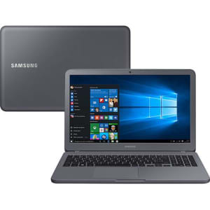 "Notebook Expert VF3BR Intel Core I7 8GB (Geforce MX110 com 2GB) 1TB HD LED 15,6"" W10 - Samsung"