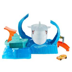 Confira ➤ Pista de Percurso e Veículo – Hot Wheels – City – Robô Tubarão – Mattel ❤️ Preço em Promoção ou Cupom Promocional de Desconto da Oferta Pode Expirar No Site Oficial ⭐ Comprar Barato é Aqui!