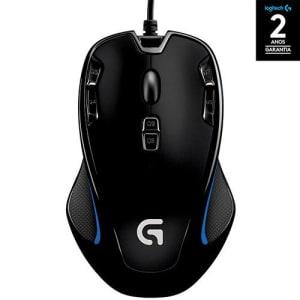 Mouse Gamer G300s 2.500 DPI PC - Logitech