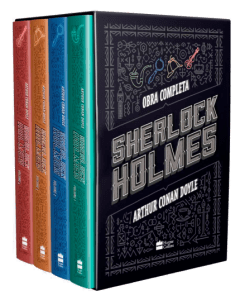 Box - Sherlock Holmes - 4 Volumes