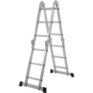 Escada Multifuncional 4x3 12 degraus - Mor