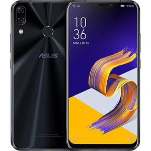"Smartphone Asus Zenfone 5z 4GB 64GB Dual Chip Android Oreo Tela 6.2"" Snapdragon 845 Octacore 4G Câmera 12MP + 8MP (Dual Traseira) 3300mAh - Preto"