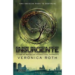 Livro - Insurgente: Uma Escolha Pode Te Destruir