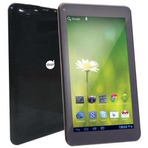 Tablet Dazz Mx7 Quad Core, 7 Polegadas, Wi-fi, 512mb, 8gb, Android 5.1, Preto - 69182