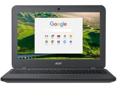 "Chromebook Acer C731T-C2GT Intel Celeron Dual-Core - 4GB 32GB Touch Screen 11,6"" Chrome OS - Magazine Ofertaesperta"