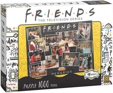 Quebra Cabeça Friends 1000 Peças