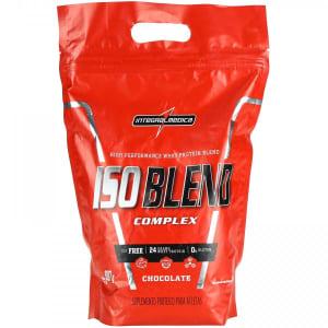 Iso Blend Integral Médica - Chocolate - 907g