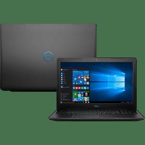 Oferta ➤ Notebook Dell Gaming G3 3579-A20P Intel Core 8ª i7 8GB (GeForce GTX 1050TI com 4GB) 1TB Tela 15,6 Full HD Windows 10 – Preto   . Veja essa promoção