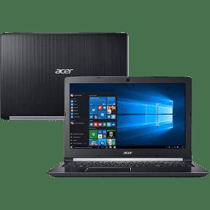 "Notebook A515-51G-C97B Intel Core 8 I5 8GB (GeForce MX130 com 2GB) 1TB LED LCD 15.6"" W10 - Acer"