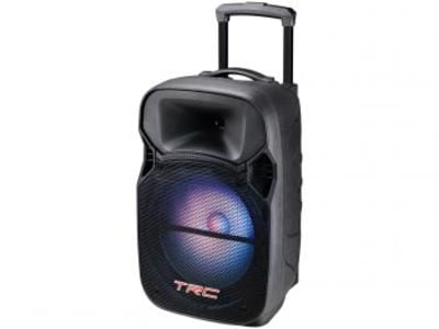 Caixa de Som Bluetooth Portátil TRC 329 200W - USB com Microfone MP3 - Magazine Ofertaesperta