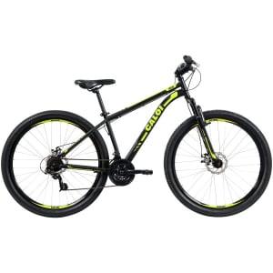 Mountain Bike Caloi Velox - Aro 29 - Freio a Disco Mecânico - 21 Marchas