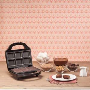 Máquina de Brownie Fun Kitchen 220v com 2 anos de Garantia