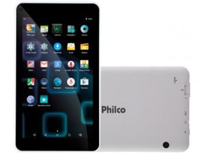 "Tablet Philco PTB7PAB 8GB 7"" - Wi-Fi Android 7 Proc. Quad Core Câmera Integrada"