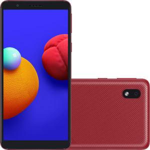 Smartphone Samsung Galaxy A01 Core SM-A013M 32 GB Vermelho Dual Chip