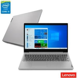Confira ➤ Notebook Lenovo Ultrafino IdeaPad 3i i5-10210U 8GB SSD 256GB Intel UHD Graphics Tela 15.6 HD W10 – 82BS0005BR ❤️ Preço em Promoção ou Cupom Promocional de Desconto da Oferta Pode Expirar No Site Oficial ⭐ Comprar Barato é Aqui!