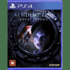 Resident Evil: Revelations Remastered - PS4