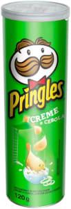 2 Unidades - Pringles Creme E Cebola 120G