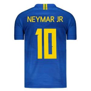 Camisa Super Bolla Brasil 2018 10 Neymar