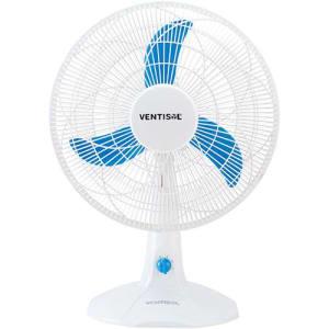 Ventilador de Mesa Ventisol Notos Premium 3 Velocidades - 40cm