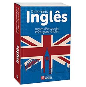 Dicionário Inglês - 368 Paginas - 26.000 Verbetes Capa Comum – 26 Novembro 2020