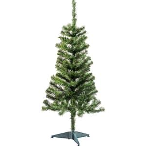 Árvore Pinheiro Canadense 1,2m 98 Galhos - Orb Christmas