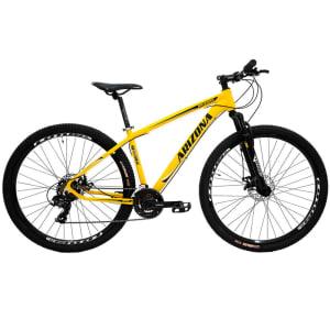 Bicicleta Aro 29 Cairu Arizona 21 Marchas Freio a Disco em Alumínio