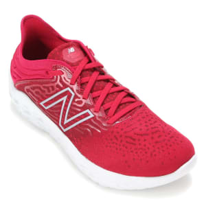 Tênis New Balance Beacon V3 Masculino - Vermelho