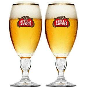 Cálice Stella Artois 250 Ml - Caixa com 2 unidades