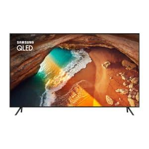 """Smart TV QLED 55"""" Samsung Q60 4K, Pontos Quânticos, Modo Ambiente, HDR500, Modo Game"""
