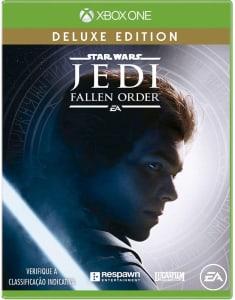 Confira ➤ Jogo Star Wars Jedi Fallen Order Deluxe Edition – Xbox One ❤️ Preço em Promoção ou Cupom Promocional de Desconto da Oferta Pode Expirar No Site Oficial ⭐ Comprar Barato é Aqui!