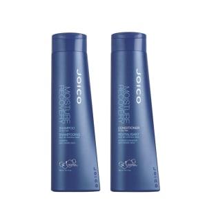 Kit Joico Moisture Recovery Duo Shampoo 300ml + Condicionador 300ml - 2 produtos