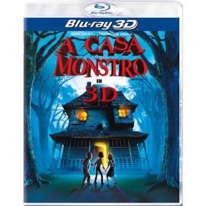 Blu-Ray A Casa Monstro (3D)